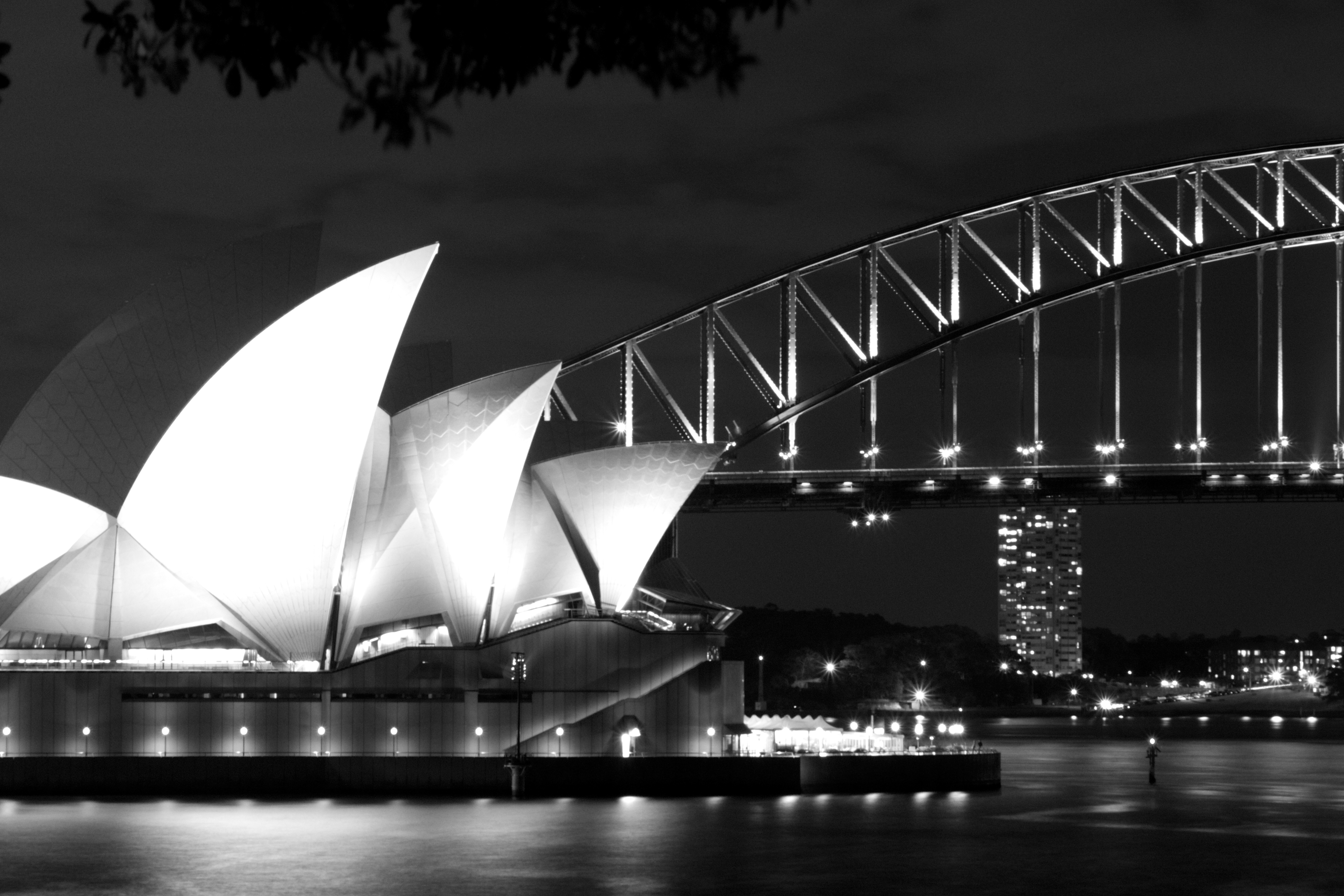 img 1368 version 2 - Download Black And White Photo Of Sydney Opera House  Pictures